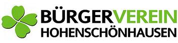 Banner: Bürgerverein Hohenschönhausen